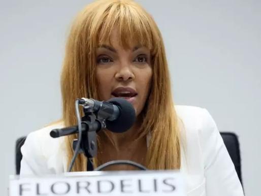 Relator vota pela cassação da deputada Flordelis, acusada de mandar matar marido