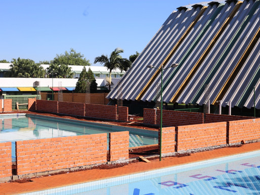 Piscina do Centro de Convivência do Morumbi ganhará cobertura e aquecimento