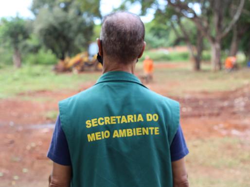 Secretaria de Meio Ambiente de Foz e Marinha promovem mutirão de limpeza no Rio Paraná nesta sexta