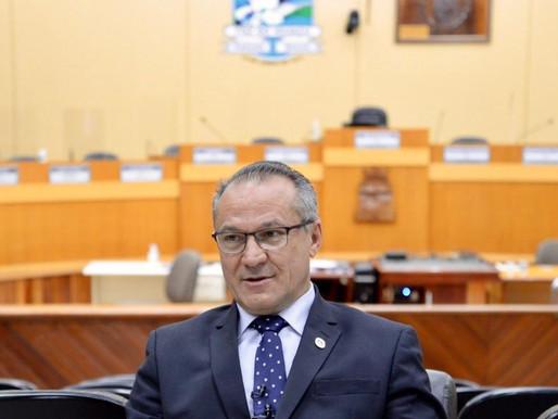 Vereador Ney Patrício dialoga sobre o mandato e destaca retomada econômica como uma das prioridades