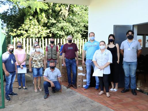 Itaipu e Conselho dos Lindeiros preparam ação integrada com 55 municípios