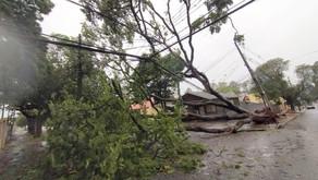 Copel já atendeu mais de 20 mil ocorrências após o temporal