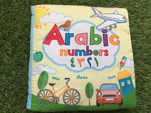 Arabic Numbers Softbook