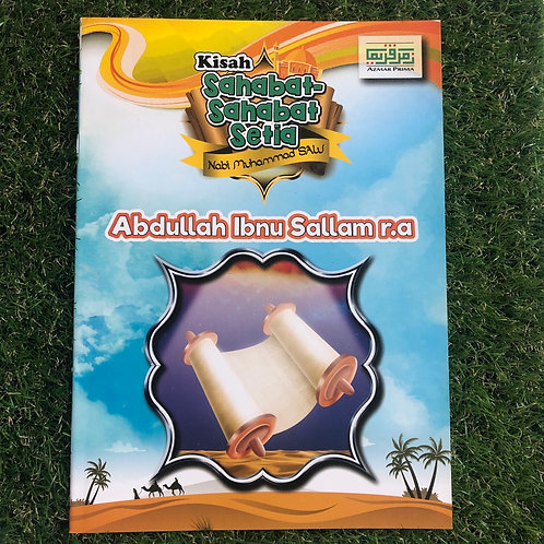 Abdullah Ibnu Sallam r.a.