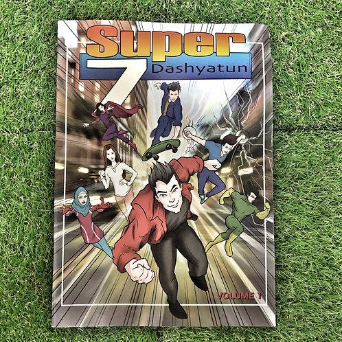 Super 7 Dasyatun Volume 1