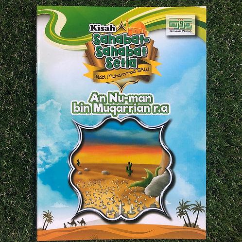 An Nu-man Bin Muqarrian r.a.