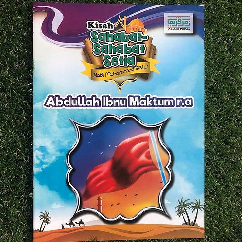 Abdullah Ibnu Maktum r.a.
