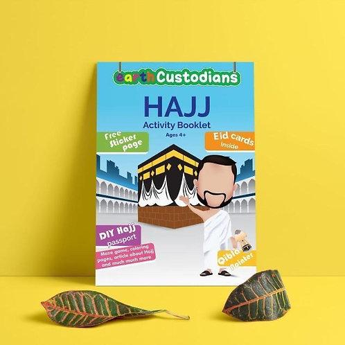 Hajj Activity Booklet