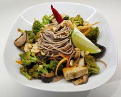 Pad Thai con noodle di grano saraceno 18