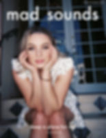 Mad Sounds Issue 30 - Alexa Losey Cover.