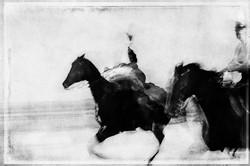Horse on the Beach #12 2017-11-18