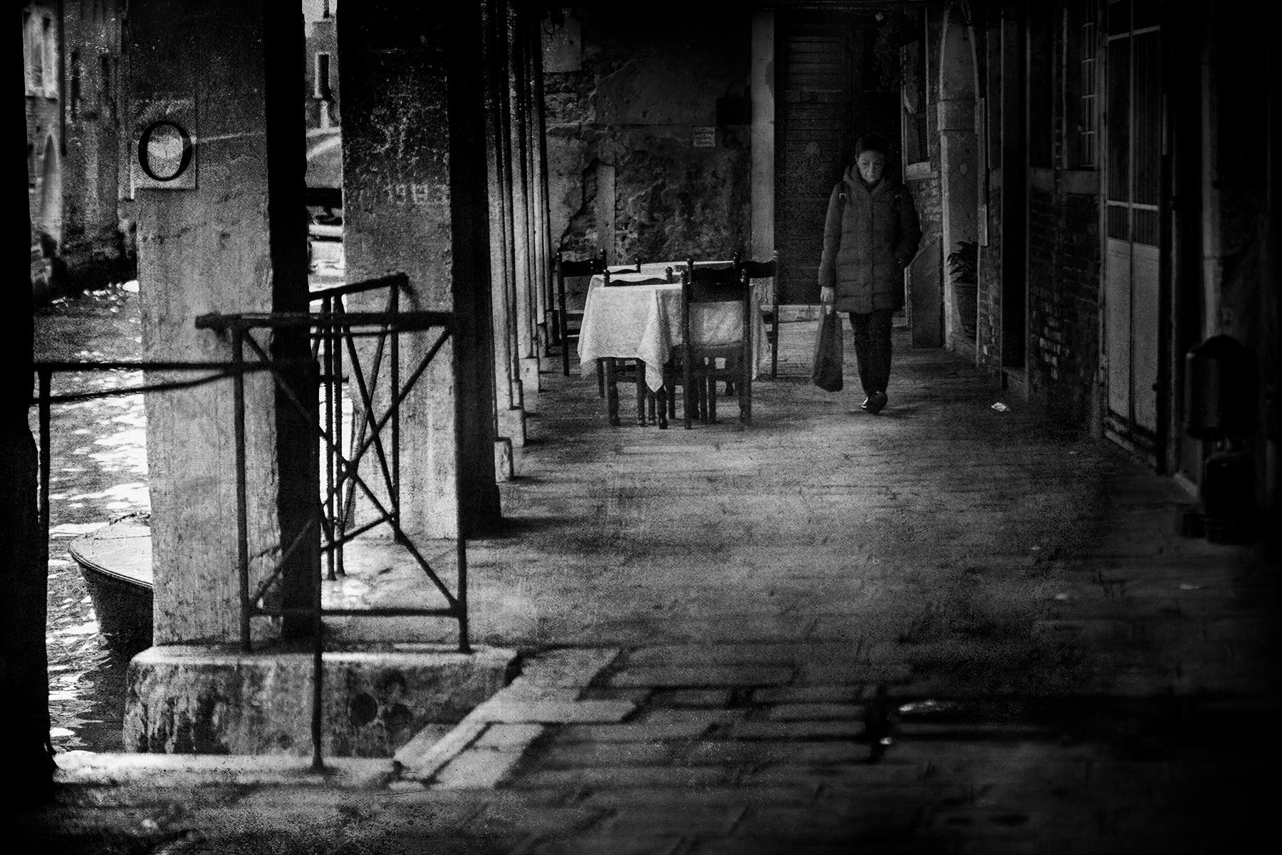 Venice Street Scene #2