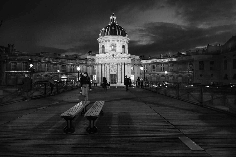 Pont des Arts.