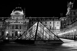 Louvre Pyramid #4