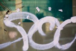 Window Graffiti #2