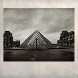 Louvre Pyramid No6A