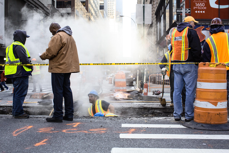 New York Street Scene #20