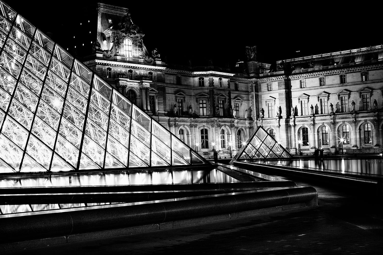 Louvre Pyramid #3