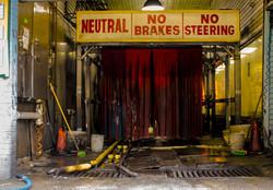 NYC Chelsea Car Wash