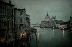 View From Accademia Bridge 2011 #1