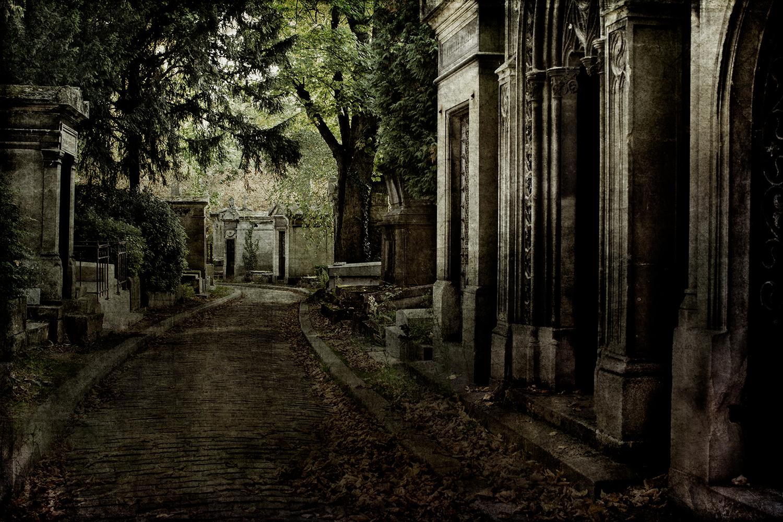 Pere Lachaise Cemetery #3