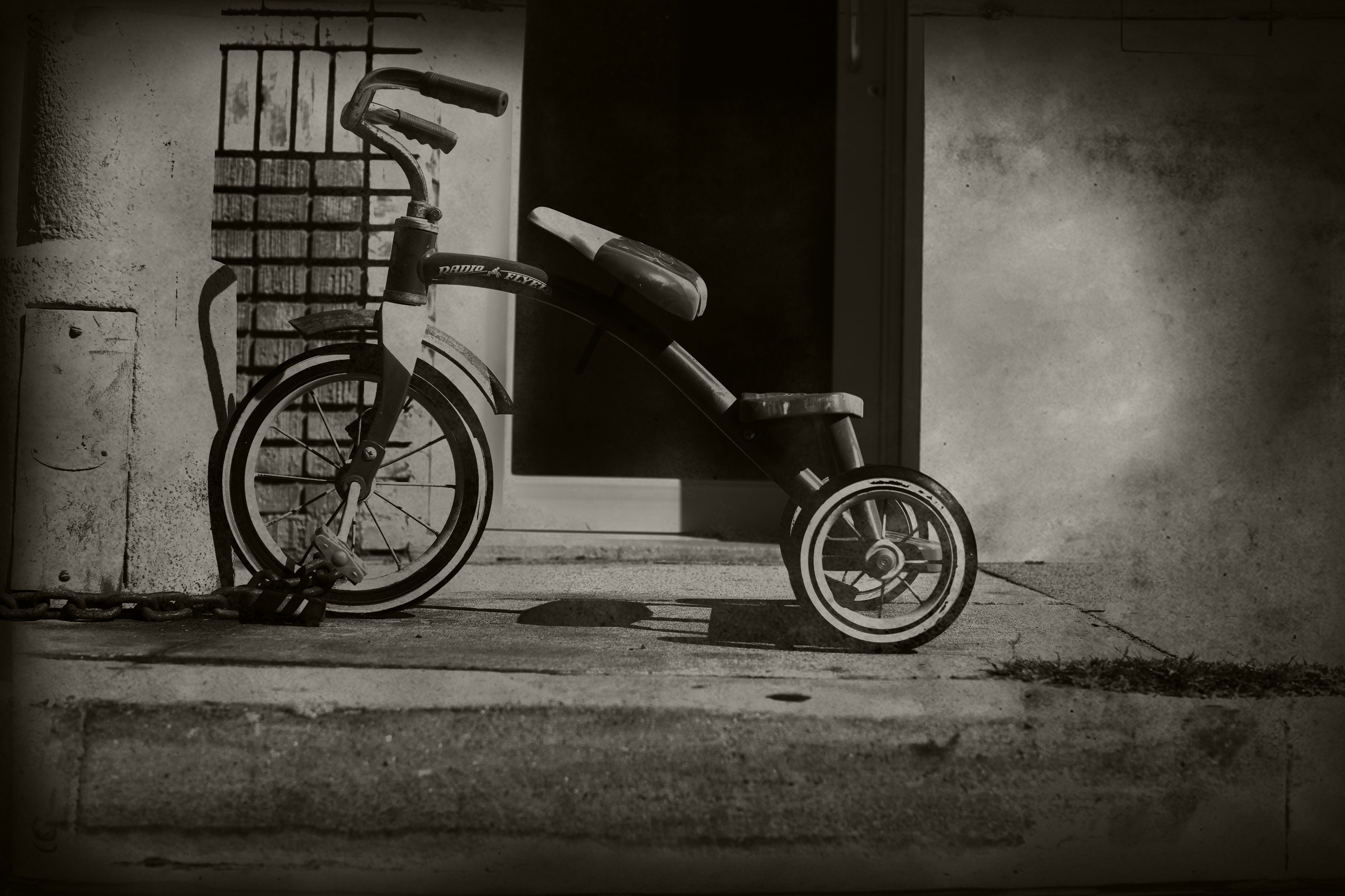 Tricycle in Venice CA