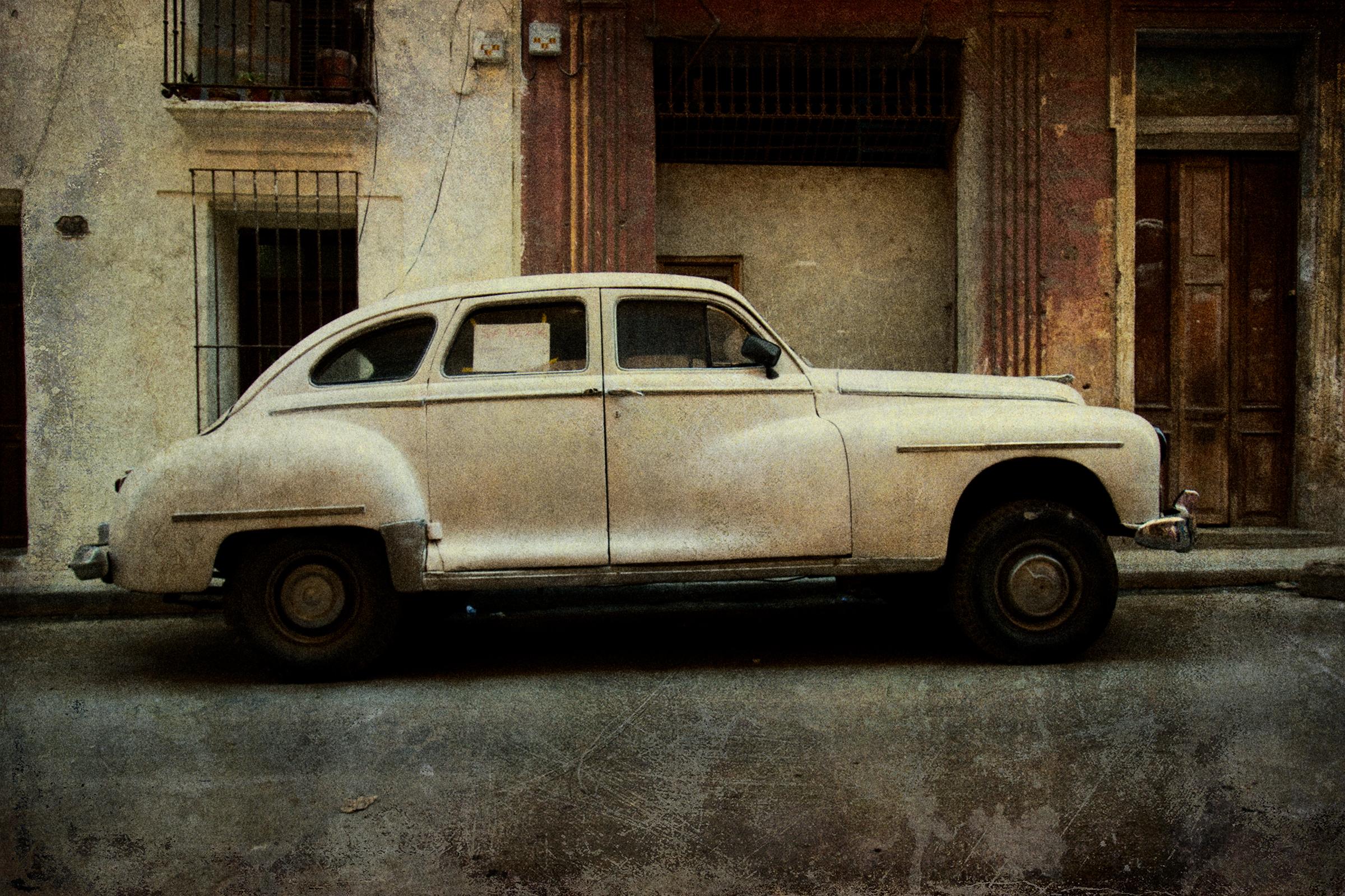 White Car #1