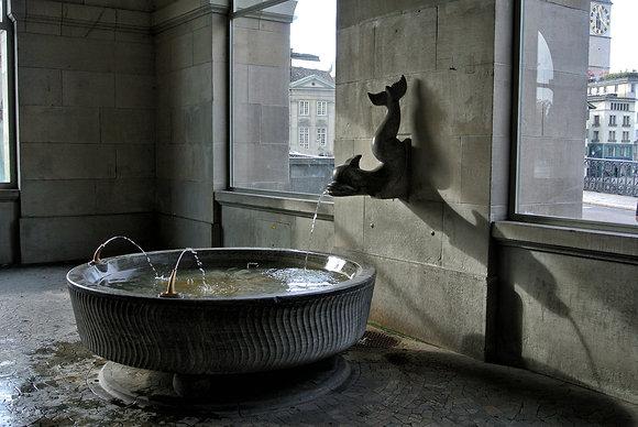 Zürich Fountain