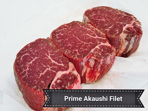 2x 8oz. Prime Akaushi Filets