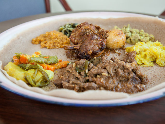Abyssinia Special I