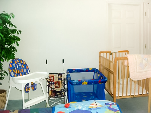 Baby and Toddler Facilities