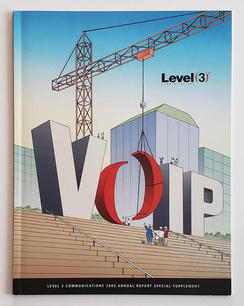 Level3, Annual Report, 2005
