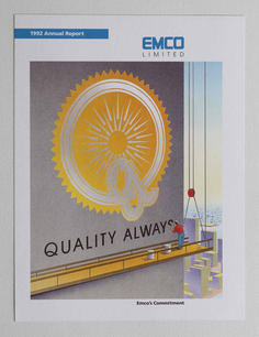 EMCO Anual report