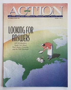 UFCW, cover, 1992