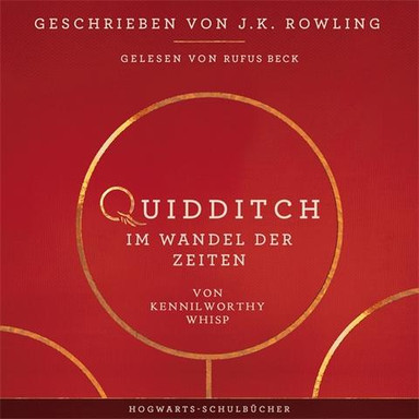 Quidditch Through the Ages - German Audiobook