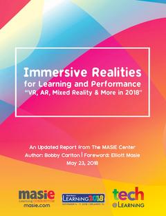 Immersive Realities, 2018