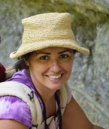 Headshot of Lavaca Neighborhood Association president Cherise Rohr-Allegrni