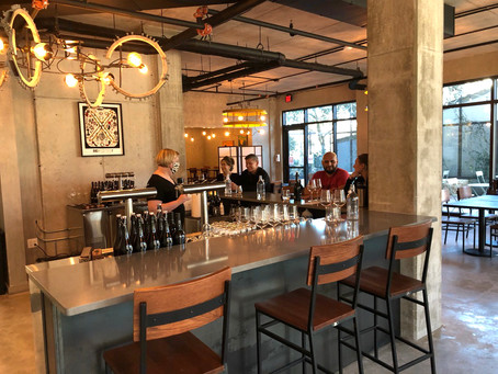 Unique wine bar and shop opens in Hemisfair