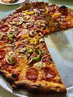 Vesuvio Pizza