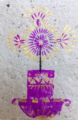 Purple Light 2