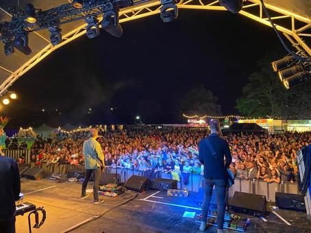 LOUDER REVIEWS: Feeder at Tredegar Park, Newport | 6th August 2021