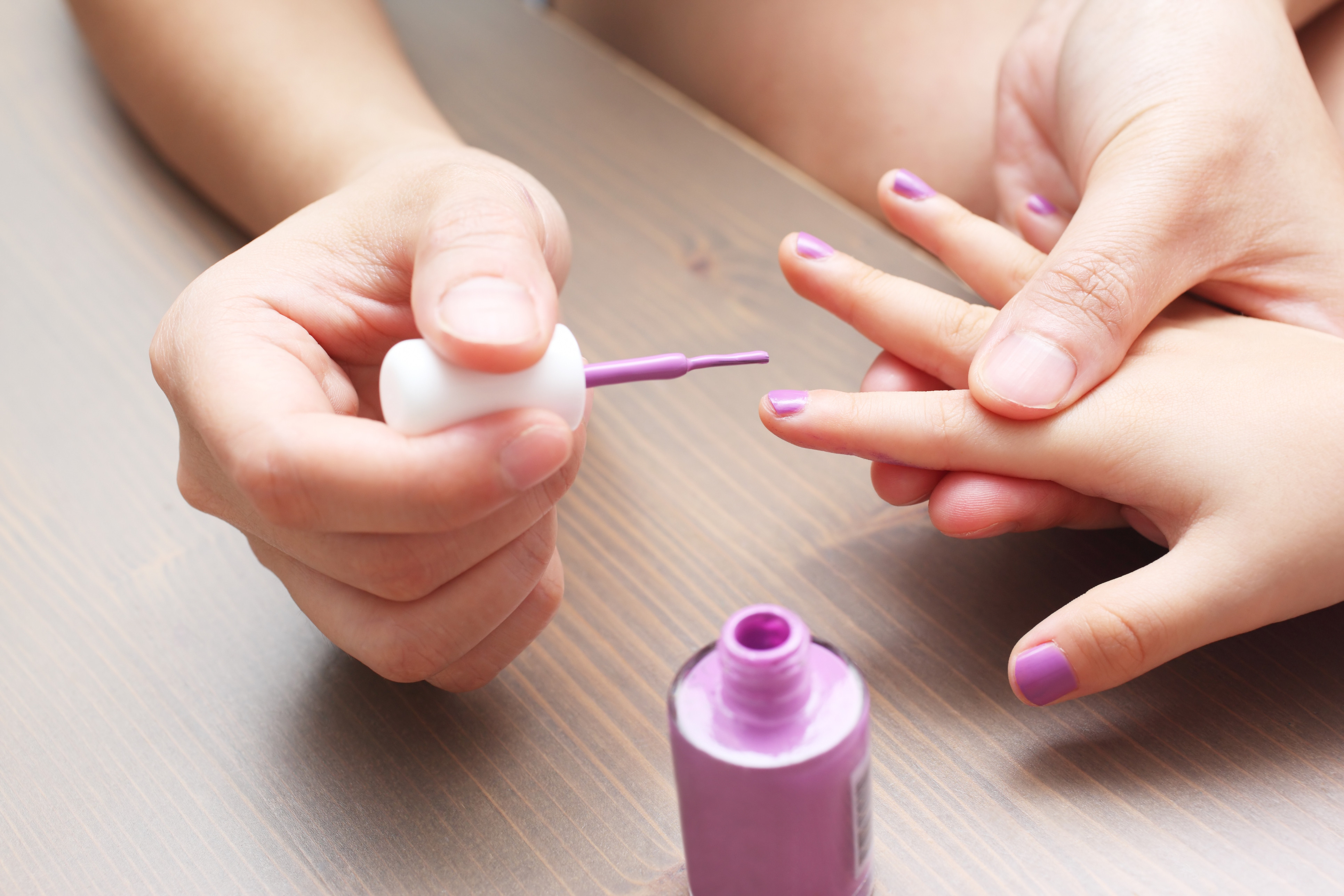 Little Hands Manicure