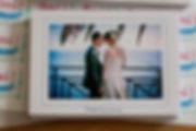 carte remerciements, mariage, photo, photographie, portraits