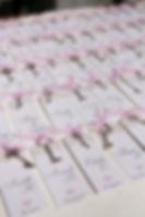 plan de table, mariage, étiquettes, escort cards, ruban, clefs, shabby chic