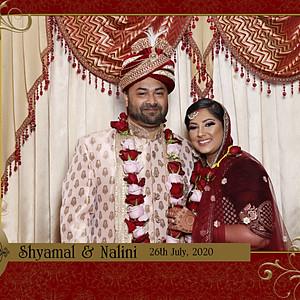 Shyamal & Nalini