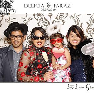 Delicia & Faraz