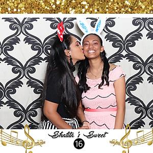 Shalita's Sweet 16