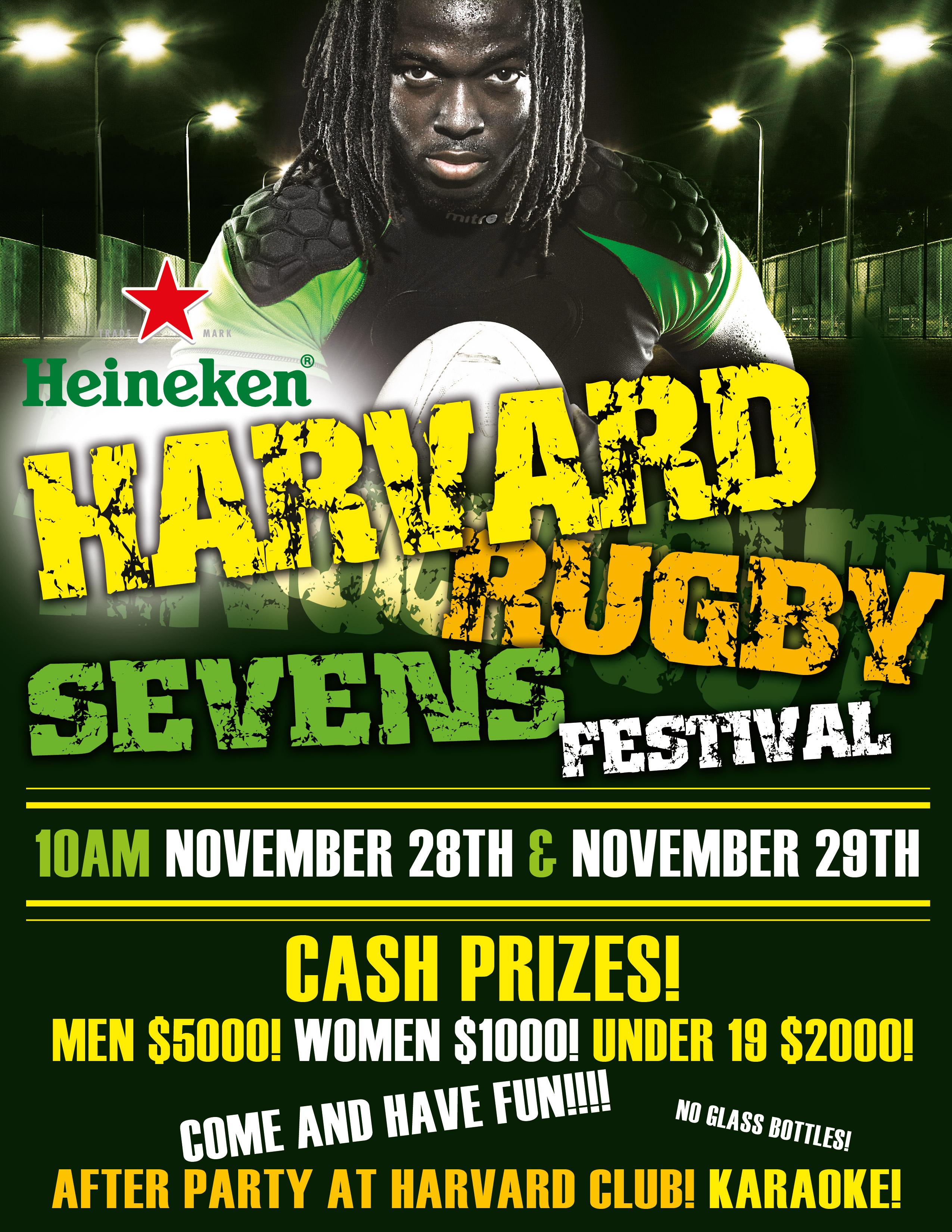 Harvard Rugby Sevens