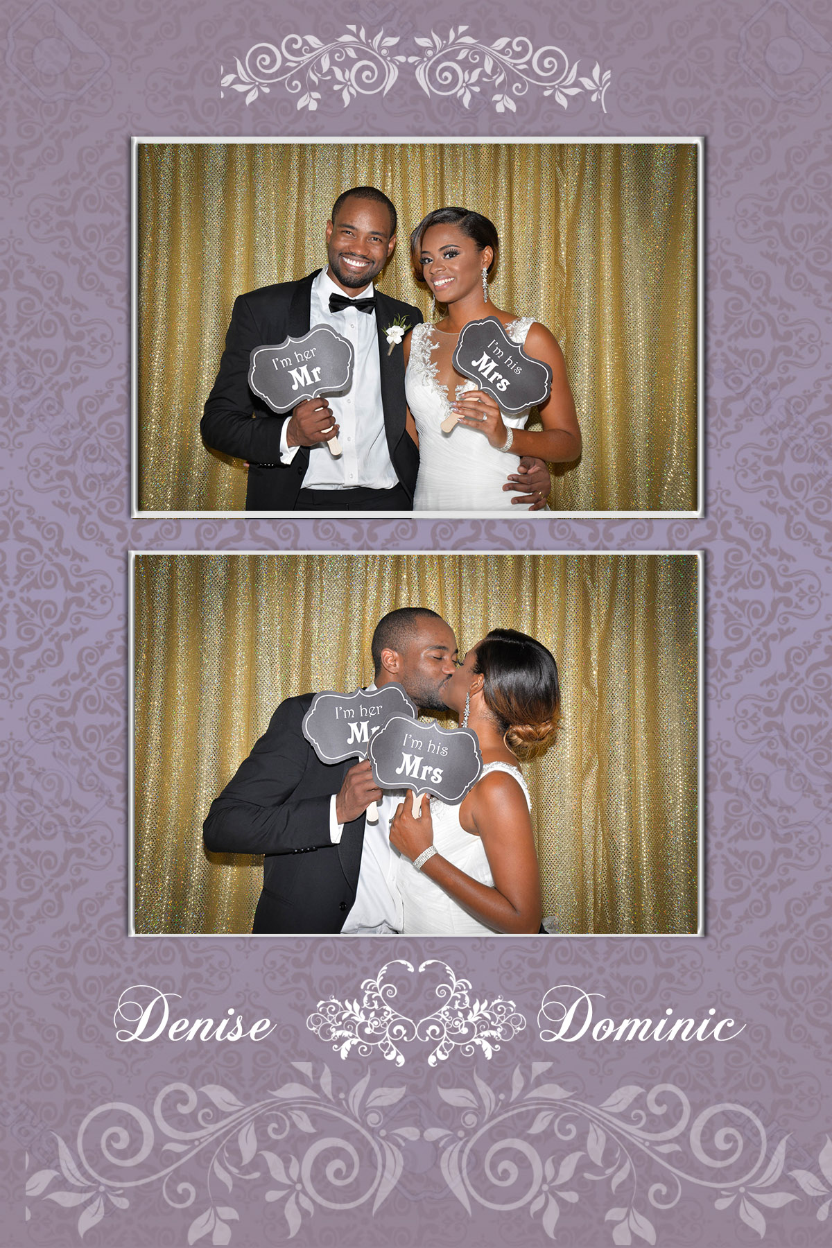 Wedding Belle- Lilac