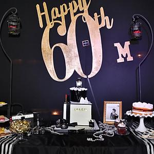 Margaret's 60th